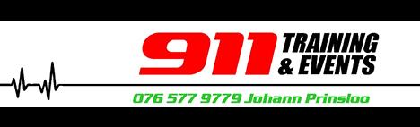 911 Training & Events Logo